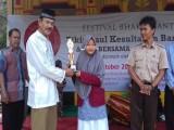 Festival Bhakti Banten dan Haul Kesultanan: Mengenal Sejarah  Melalui Olimpiade