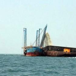 SoalPenambangan Pasir Laut, Andika: Tunggu Hasil Kajian