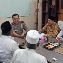 Santri di Kabupaten Serang Banyak yang Ingin Jadi Anggota Polisi