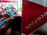 Dinsos Banten Salurkan Jamsosratu ke 150 RTS di Kasemen