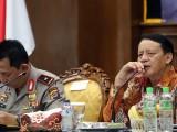Gubernur Harap Kepolisian dan TNI Ciptakan Stabilitas Keamanan
