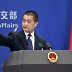 Cina Dukung Habis Palestina