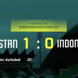 Kalahkan Indonesia, Kirgistan Juara Tsunami Cup