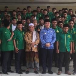 Ansor Banten Nilai Andika Tokoh Muda yang Patut Diteladani