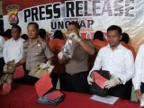 Dua Pekan, Polisi Ringkus Belasan Pelaku Pencurian dengan Kekerasan