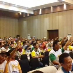 Tak Dianggap Saat Rano jadi Gubernur, Buruh se Banten Dukung WH-Andika