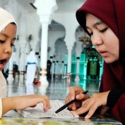 Anak-anak Berkarakter Alquran Harus Jadi Target Orangtua