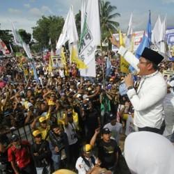 Banten Harus Berubah, Pilih WH-Andika