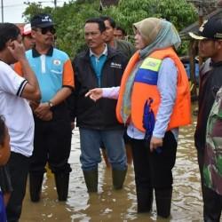 Dampak Banjir di Pandeglang Alami Kerugian Capai Rp120 Miliar