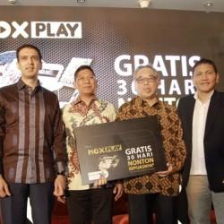 Sediakan Kartu 'MOX Play', XL Dukung Pengembangan Industri Film Nasional