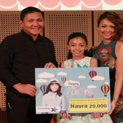 Dukung Industri Kreatif Berbasis Digital, XL SediakanMembership Carduntuk Fans Naura