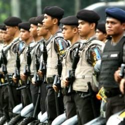 Polres Cilegon : Ratusan Personil Diterjunkan Pada Pleno Penghitungan Suara Pilgub Banten