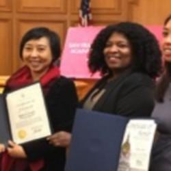 Warga Indonesia, Hediana Utarti, Raih Penghargaan Anti Perdagangan Manusia di AS