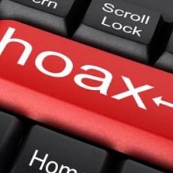 Berita Bohong Banyak Tersebar via Media Sosial