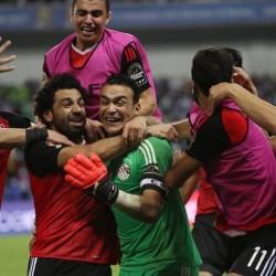 Mesir Tunggu Kamerun atau Ghana di Final Piala Afrika