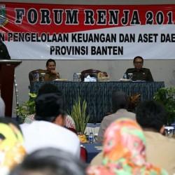 Terus Perbaiki Laporan Keuangan, Pemprov Banten Terapkan E-SP2D