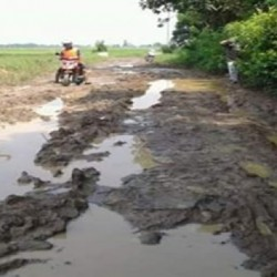 Infrastruktur di Pandeglang Tak Segera Diperbaiki, Gempar Siap Lakukan Aksi