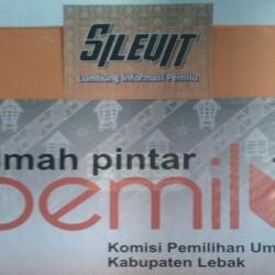 Pilkada Lebak 2018, KPU Akan Launching Rumah Sileuit