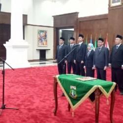 Pengurus LPJK Provinsi Banten Dikukuhkan