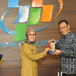 BPS RI Jalin Kerjasama dengan Pemkab Lebak