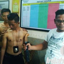 Komplotan Begal Ngaku Anggota Polda Banten Diringkus
