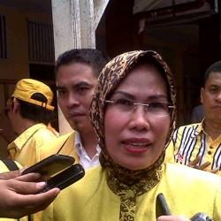 Pilkada Kota Serang 2018, Tatu: Semua Kader Golkar Berpeluang