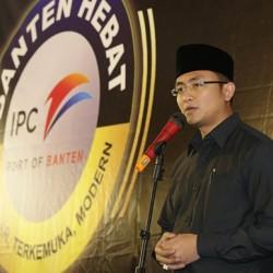 Andika Ajak Pelindo II Bangun SDM Banten