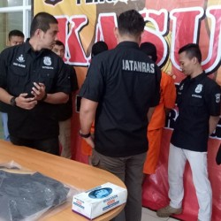Melawan, Polisi Tembak Dua Maling Spesialis Rumsong