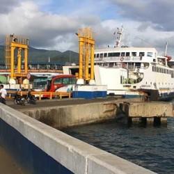 Kapal Tabrak Dermaga III Pelabuhan Merak