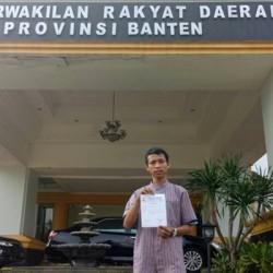 Soal Jabatan Ketua KNPI, Rano Alfath Dilaporkan ke BK DPRD Banten