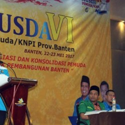 9 Agustus, Rano Alfath Dilantik jadi Ketua KNPI Banten