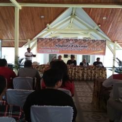 KPU Lebak Sosialisasikan Tahapan Pilkada ke Partai Politik