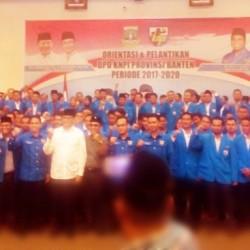 Resmi Dilantik DPP, Rano Alfath Ingin KNPI Kembali Bangkit