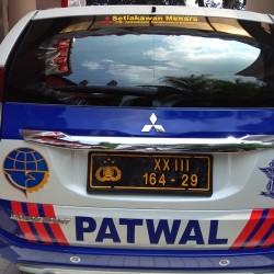 Wow, Harga Mobil Patwal Bupati Pandeglang   Rp400 Juta
