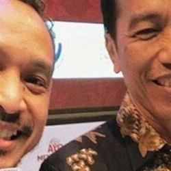 Giring Nidji Terjun ke Dunia Politik Karena Jokowi