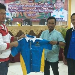 HSP ke-89, Ahyaruddin Ayonk Peroleh Penghargaan Ketua PK KNPI Terbaik