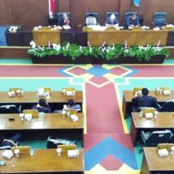 Jawaban Bupati Pandeglang Ngambang, PKB Nilai Judul Raperda Kegiatan Tahun Jamak Keliru