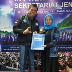 Pilkada Kota Serang 2018, Demokrat Usung Vera Nurlaela