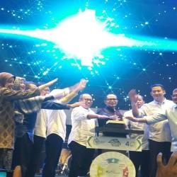 BPJS Ketenagakerjaan Berikan Penghargaan Kepada Gubernur Banten
