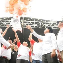 Ino Berharap  Partisipasi Pemilih Pilkada Lebak Sebanyak 75 Persen