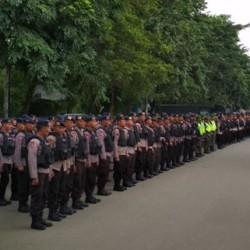 Amankan Laga Perserang vs Persib, 726 Anggota TNI Polri Diterjunkan