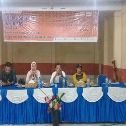 KPU Lebak Libatkan Penyanyi Jalanan Pada Acara Sosialisasi