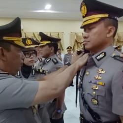 Sertijab, AKBP Indra Gunawan Jabat Kapolres Serang