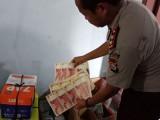 Residivis Produksi Uang Palsu Rupiah dan Dollar untuk Pesanan
