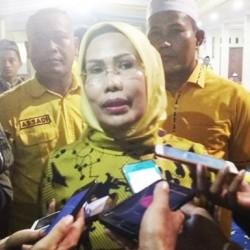Tatu Klaim Pembangunan di Kabupaten Serang Hasil Kerja Golkar