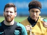Messi Komentari Isu Neymar Pindah ke Madrid