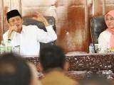 Koordinasi, Gubernur Sambangi Bupati Pandeglang