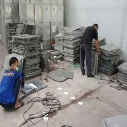 Gudang Penyimpanan Logistik KPU Lebak Belum Dijaga Ketat, Kenapa?