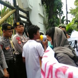 Kejati Didesak Usut Dana Hibah KNPI Banten Kubu Rano Alfath Tahun 2017