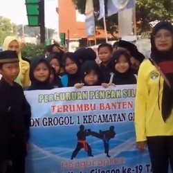 Video: Murid SD Turut Meramaikan Festival Golok Day 2018